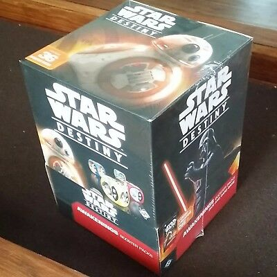 Star Wars Destiny: Awakenings Booster Box sealed FFG NEW Sealed
