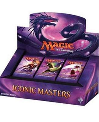 Iconic Masters Booster Box (24 Booster Packs) Magic: the Gathering MTG