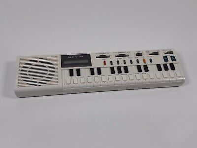 vintage CASIO VL-1 portable electronic musical keyboard synthesizer made Japan