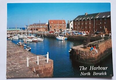 postcard of North Berwick