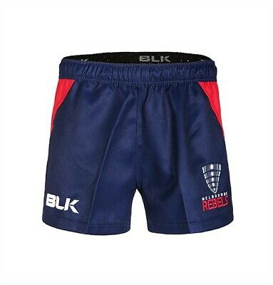 Melbourne Rebels 2017 Union Home Shorts Sizes S-5XL BNWT