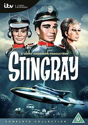 Stingray The Complete Collection [DVD][Region 2]