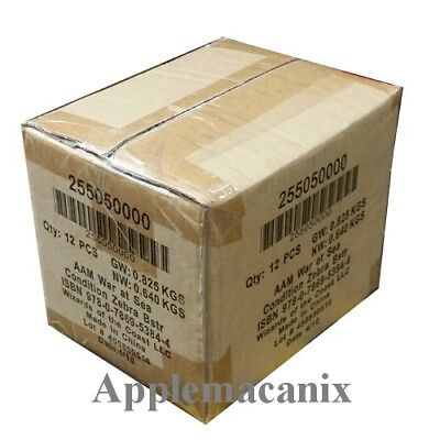NEW Axis & Allies Miniatures War at Sea: Condition Zebra - 12 PACK BOOSTER CASE