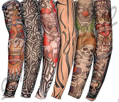 1 tattoo temporaire temporary nylon exstensibles all model (new)