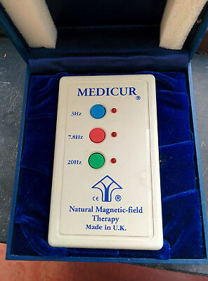 Medicur PEMF Magnetic Therapy Magnetotherapy Great Condition