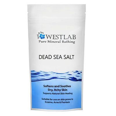 Westlab Dead Sea bath salt 2000g x 1 (p8I)