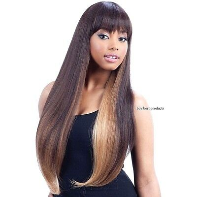 Freetress Equal 100% Hand Tied Synthetic Whole Lace Wig - CATS EYE