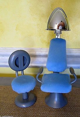 Bratz Beauty Salon Chairs Hair Dryer Chairs Stylists Chairs Height Adjustable