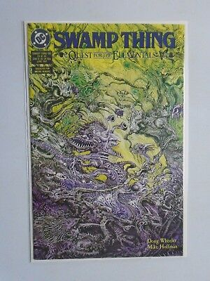 Swamp Thing (1982 2nd Series) #108 - 8.5 VF+ - 1991 - DC