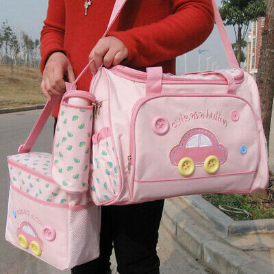 Baby Bags Multi-Function Baby Diaper Nappy Bag/Mummy Changing Set Handbag