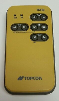 Topcon RC-10 Remote Control For RL-VH3D Laser
