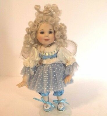 Pre-Owned Marie Osmond Doll Breena Fairy Tot Doll Mint Condition