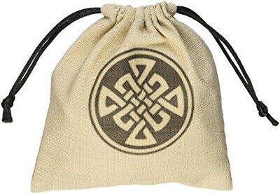 Celtic Beige & black Dice Bag
