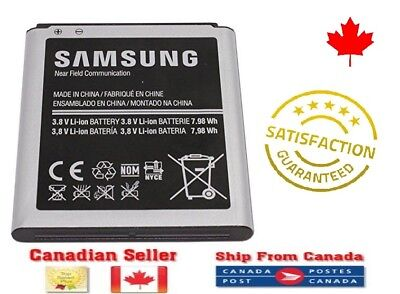 New OEM Samsung Galaxy Core LTE / Avant Battery NFC SM-G386W B450BC 2100mAh