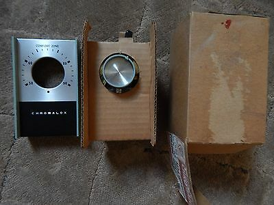 Chromalox Wr-76 Room Thermostat. Heating Only. New. Old Stock