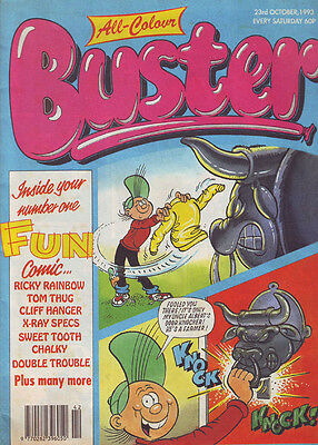 All Colour Buster  23rd October 1993