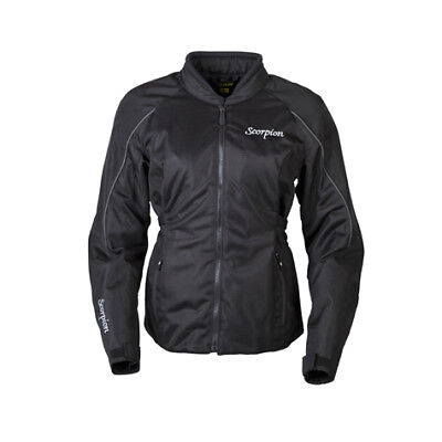 Scorpion Maia Women's Textile Jacket [Black, Lg]