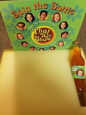 EXTREMELY RARE That 70s show spin the bottle game