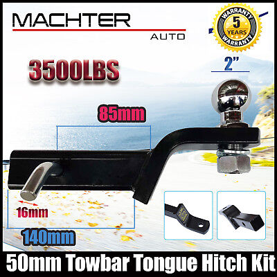 Tow Hitch Mounting Bracket Dual Led Backup Reverse Search