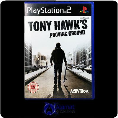 Tony Hawks Proving Ground (PS2) Skateboarding - Very Good - Fast Post - PAL