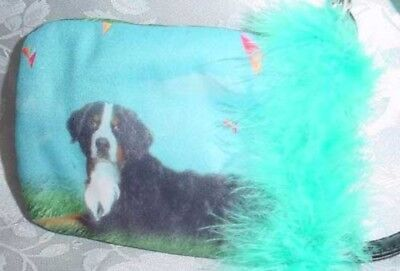 Bernese ID/Credit Card~ Cell Phone ~Treat Holder