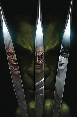WEAPON X #7 - 1st Print Weapon H (Awesome Hulk #22 tie in) NM Marvel BOXED SHIP