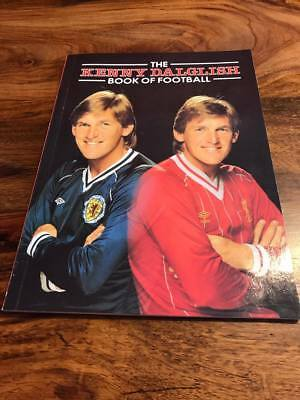 Liverpool 1983 Special Edition The Kenny Dalglish Book Of Football Free Postage