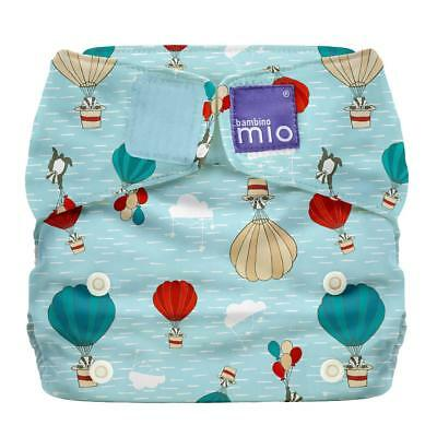 Sky Ride balloons BNIP Bambino Mio Miosolo all-in-one reusable cloth nappies