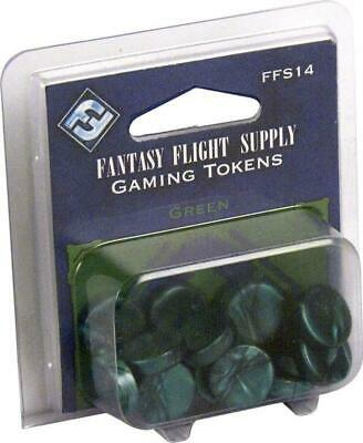 Game Tokens FFG Green