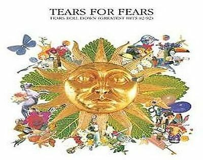 Tears For Fears - Tears Roll Down: Greatest Hits 82-92 Cd Album (2004) - New!