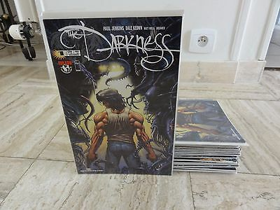 The Darkness volume 2 V2 complete #1-24 Top Cow Image (26 comics)
