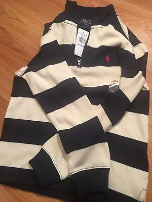 Boy's Polo Ralph Lauren Sweater Size Medium 10-12 BRAND NEW WITH TAGS!!!!