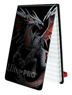 Ultra Pro - Score Keeping Life Pad - Black Dragon