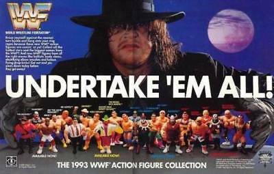 WWF/WWE Vintage Hasbro Action Figures - Multibuy and Postage Discounts!