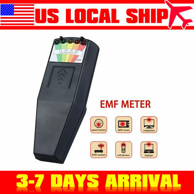 Handheld EMF Meter Radiation Detector Tester for Laptop/Mobile Phone/Workplace