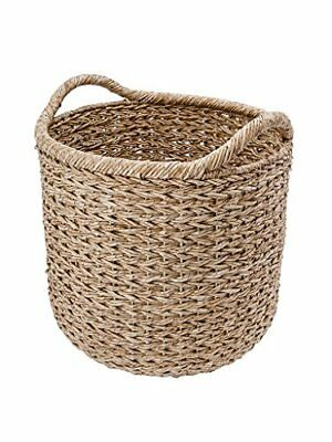 KOUBOO Handwoven Decorative Storage Basket, Natural, X-Large (V7m)