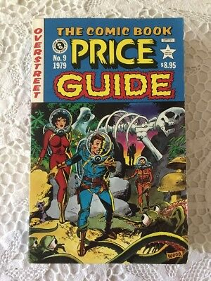 Overstreet Comic Book Price Guide #9 1979-1980 Softcover