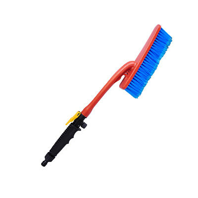 Spare Brush Connect Hose Water Fed Window Car Wash Brushes 22 inch Handheld