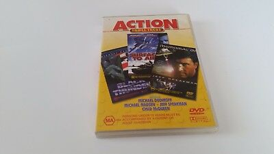 Surface To Air / Black Thunder / Memorial Day - DVD **Free Postage**