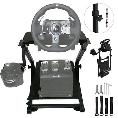 Support de Volant for Thrustmaster Wheel Stand as GT Omega T300RS Jeux de Course
