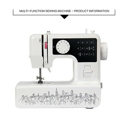 Professional Elec Sewing Machine Quilting Multi-Function Heavy Duty Household...