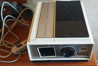 Paximat electric slide projector 1000