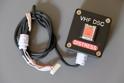 Rare Icom Rc-18 Vhf Dsc Distress Unit