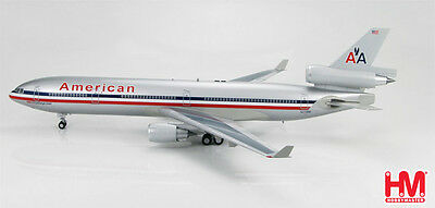 HL1201 McDonnell Douglas MD-11 American Airlines N1758B Hobby Master 1:200