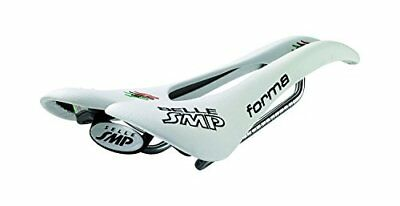 Selle Smp Sella smp 4bike forma colore bianco (n5f)