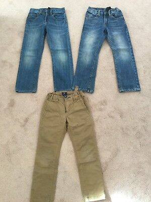 Bundle Of Jeans For Boys Aged 6 Years From GAP