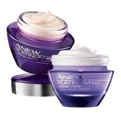 Top Offer NEW Avon Anew Platinum 55+ DAY or NIGHT Define & Contour CREAM (50ml)