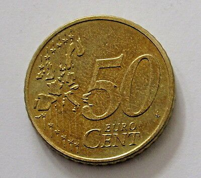 Germany 50 Euro Cents 2004-G - FREE DOMESTIC SHIPPING