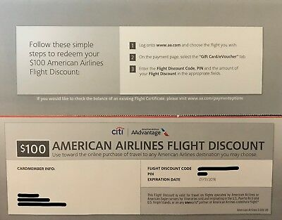 flight discount