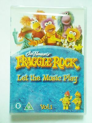 Jim Henson's Fraggle Rock - Let The Music Play - Vol. 1 [DVD] ENGLISH